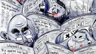 Norges næststørste netavis har sat en algoritme til at bestemme over forsiden, så læserne får skræddersyet indhold efter det, de klikker på. I Danmark vil Ekstra Bladet kopiere den norske model, mens kritikerne frygter, at 'den vigtige journalistik' bliver kvalt i matematisk markedslogik