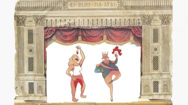Det Kongelige Teater havnede denne uge i en sand shitstorm, da teateret afviste at opføre Salman Rushdies 'De Sataniske Vers' som teaterstykke. Moderne Tider er kommet i besiddelse af et længe forberedt, hemmeligt dokument, som skal være Nationalscenens modangreb på kritikken og demonstrere, at den ikke er bange for noget som helst tabu. Velkommen til Plan B!