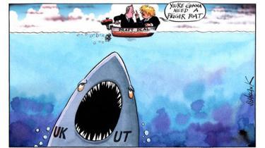Den britiske valgkamp om folkeafstemningen om EU har fokuseret mere på partipolitik end på det, briterne skal stemme om den 23. juni. Vælgerne er ikke imponerede, og tilliden er røget