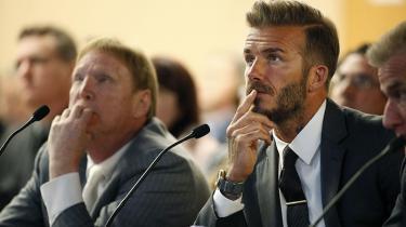 Vi skal blive i EU. Den tidligere fodboldstjerne David Beckham valgte tidligere på ugen at slutte sig til Remain-kampagnen i Storbritannien.
