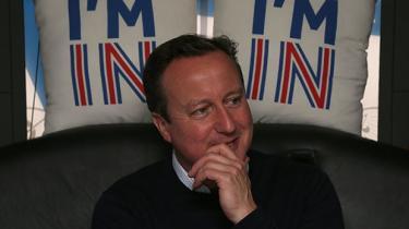 Storbritannien kommer ikke til at vriste sig ud af pengemagtens kløer ved at forlade EU