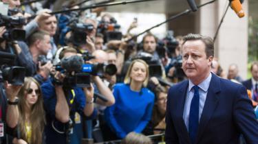 David Cameron valgte i sidste måned at lade befolkningen tale ved en folkeafstemning om EU i Storbritannien, og det er han blevet kritiseret for. Men er det ikke det, der kendetegner et demokrati? Eller skal borgernes synspunkter høres, uden at de nødvendigvis får egentlig indflydelse?