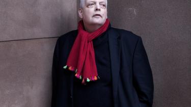 Dramatikeren Peter Asmussen.