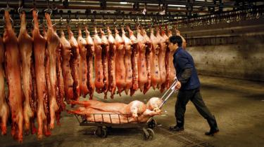 Mere end hver fjerde kineser er i dag er overvægtig eller fed. Blandt andet derfor opfordrer det kinesiske selskab for ernæring til, at kødforbruget nedsættes.