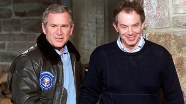 En uhyggelig dobbelthed ridses tydeligt op af den britiske Chilcot-rapport om Irak-krigen, som efter mange års venten blev offentliggjort i går.