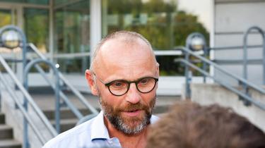 Henrik Qvortrup er selv blevet et scoop – hvad det betyder for hans fremtid som radiovært på Radio24syv er endnu uklart. Arkivfoto: Kenneth Meyer