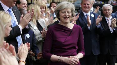 Theresa May har sagt, at 'Brexit betyder Brexit'. Hun forventer at starte forhandlingerne om udtræden af EU i slutningen af året.