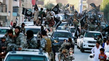 'Fælles for fædrene er, at de ikke betragter IS som muslimer. De mener, at IS er en kriminel fundamentalistisk bevægelse, som under banneret hellig krig misbruger islam,' skriver dagens kronikør.