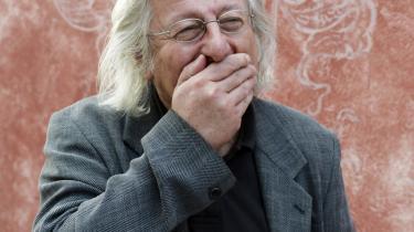 'Kan man stjæle et liv?' har den ungarske forfatter Péter Esterházy spurgt. I sidste uge døde han i en alder af kun 66 år