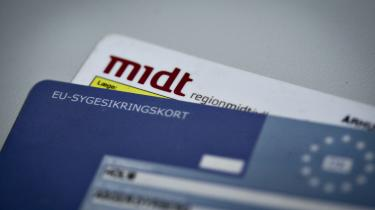 Statens Serum Institut krypterede ikke millioner af danskeres sundhedsoplysninger, inden instituttet sendte et brev afsted med to cd'er, som indeholdt de følsomme data. En 'chokerende' praksis, siger ekspert. Uheldigvis endte brevet hos en forkert modtager, men instituttet mener ikke, at nogen har set oplysningerne