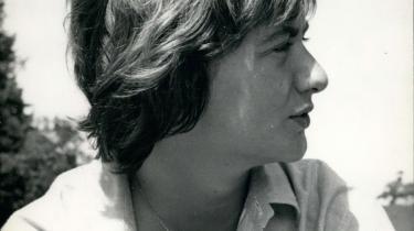 Francoise Sagan var kun 18 år, da hun udgav 'Bonjour Tristesse' i 1954. Her er hun fotograferet i 1959.