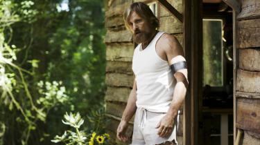 Viggo Mortensen som Ben Cash i 'Captain Fantastic', hvor han og familien udlever en sober og praktisk hippiedrøm i de amerikanske skove – indtil problemerne begynder.