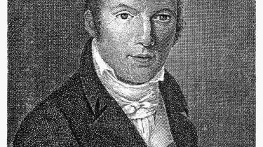 Jens Baggesen (1764-1826). Illustration: Polfoto
