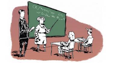 Folkeskolereformen er fyldt to år. Den var et svar på en opfattelse i befolkningen af, at skolen var for slap – til dels med god grund. Med reformen blev skoledagen længere, og lærernes frihed blev indskrænket. Dermed er lærerjobbet i dag mindre attraktivt end før reformen, siger professor i pædagogik Per Fibæk Laursen. Opblødningen er allerede i gang