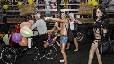 Den årlige Copenhagen Pride hylder mangfoldigheden og retten til seksuel frihed. Den manifestation ser Pia Olsen Dyhr som et oplagt sted for landets imamer at udtrykke deres støtte til danske værdier.