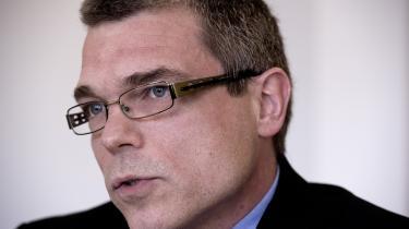 Skats tidligere direktør, Jesper Rønnow Simonsen