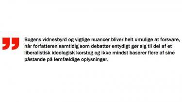 Karina Pedersen blev kaldt 'stemmen fra underklassen' og sågar 'den hvide Yahya Hassan' og blev da også med det samme omfavnet af flere folk omkring Liberal Alliance. Men så eksploderede sagen mellem hænderne på dem og hende