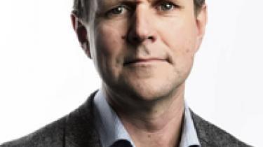 Karl Erik Stougaard,Chefredaktør