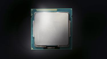 Black Background, Color Image, Colour Image, Computer Equipment, Intel Core i5-3570K Processor, No People, Photography, Single Object, Spot Lit, Studio Shot, Technology, Vertical