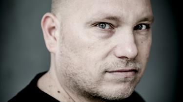 Tidligere Se og Hør-journalist Kasper Kopping.
