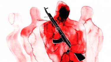 De fire tiltalte i sagen efter Omar El-Hussein mødtes alle med terroristen 14. februar sidste år, som ifølge en af de tiltaltes forklaring fortalte, hvad han havde gjort på Krudttønden. Meget mod sin vilje gemte en af de tiltalte våbnet fra Krudttønden af vejen