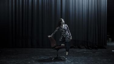 Sidse Babett Knudsen har premiere på hele to nye store internationale produktioner i de kommende uger. Foto: Linda Johansen/Polfoto