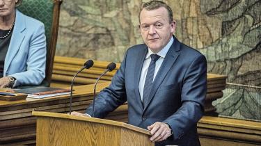 Løkkes tale var talen til mor – Mor Danmark – om, at alt går godt under hans ledelse og kan gå endnu bedre, hvis partierne slutter op om regeringens 'helhedsplan 2025'
