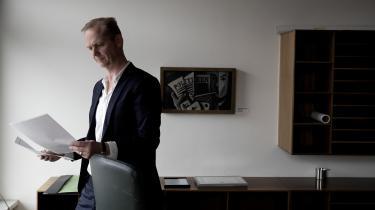 Politikens chefredaktør, Christian Jensen, afviser kritikken fra jurister efter søndagens udgivelse af bogen om tidligere PET-chef Jakob Scharf.