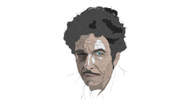 Med en rystende klode som underlag forsøger vor korrespondent at give udtryk for sine sande følelser for denne Bob Dylan, der den 24. maj bliver 70. Det mislykkes selvfølgelig fuldstændig, men vi trykker skidtet alligevel, for selv en stakkel skal jo betale husleje