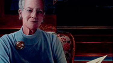 Thomas Larsens samtale i behørig benovelse med majestæten er Billedbladet i bogform