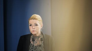 Det er ikke hverdagskost, at Danmarks nationale menneskerettighedsinstitution advarer regeringen om »en betydelig risiko« for, at et lovudkast kan være i strid med Danmarks menneskeretlige forpligtelser