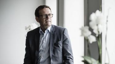 'NPM har været et fremskridt som helhed, men har haft bivirkninger. Og på et eller andet tidspunkt tager bivirkningerne over, fordi man har løst hovedproblemet. Derfor er vi er røget for langt over i mistillidsstyring, kontrol og registrering, der ikke giver mening,' siger Adam Wolf, adm. direktør for Danske Regioner