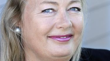 Judith Skriver Redaktionschef i DR Danmark,