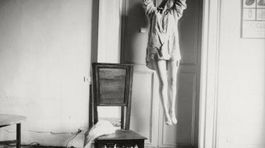 Francesca Woodman, Untitled, 1977-1978 © Betty and George Woodman