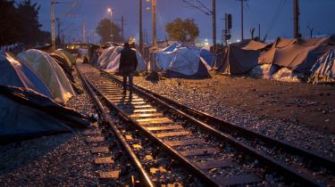 G.T. er flygtet fra Syrien: 'Jeg begyndte at gå, bevægede mig fra sted til sted. Jeg ville krydse Østrig på vej mod Tyskland, og jeg vidste, at den tyske grænsekontrol ville være streng'.