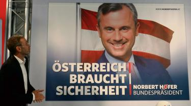 Frihedspartiets kandidat, Norbert Hofer, kan meget vel blive Østrigs næste præsident. Martin Sellner, der er en af den paneuropæiske højrefløjsbevægelse De Identitæres frontfigurer, mener, at det skyldes, at de østrigske vælgere er trætte af hele fortællingen om det multikulturelle.
