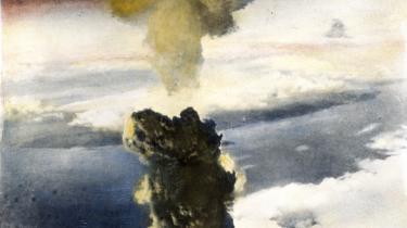 den antropocæne tidsalder atomaffald atombombe atomalderen globale klimaforandringer