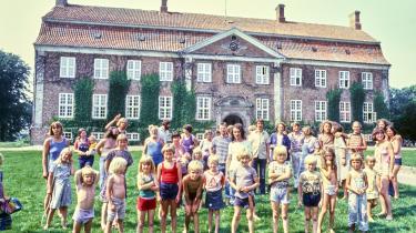 Svanholm Storkollektiv tilbage i 1978. Fællesskabet lever stadig i bedste velgående i 2016, skriver dagens kronikører.