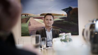 'Jeg ville ikke selv have gjort det,' sagde Lars Munch i forskellige varianter under det timelange fællesinterview, men på intet tidspunkt kristiserede han Jørgen Ejbøl.