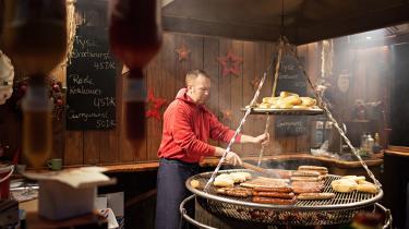 Indre Bys handelstandsforening og flere københavnske politikere synes, at der er kommet for meget tysk islæt over julemarkederne i København.