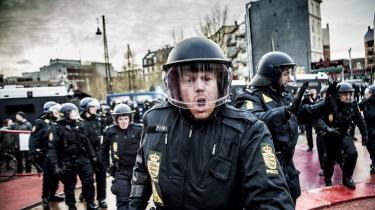 Da For Frihed demonstrerede i begyndelsen af december til fordel for julepynt på Nørrebro, anholdt Københavns Politi 11 personer i forbindelse med en moddemonstration.