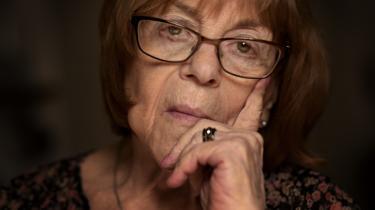 Maria Marcus blev 90 år.