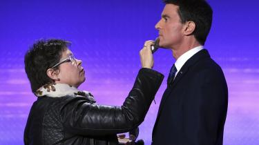 Manuel Valls er en af favoritterne til at blive de franske socialisters præsidentkandidat, men venstrefløjen er så splittet, at den ikke forventes at have en chance, når valget skal afgøres i april og maj.