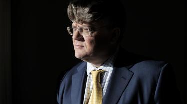 Advokat René Offersen ser parelleller til Trumps 'fake news', når han ser tilbage på sagen mellem Bent Jensen og Jørgen Dragsdahl.
