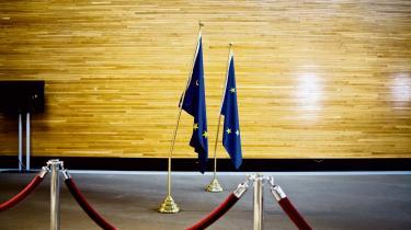 Hvis EU kollapser, så får vi ikke et nyt bindende europæisk fællesskab, mener dagens kronikør. Billede fra EU-Parlamentet i Strausbourg.
