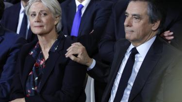 Billedet af Penelope og François Fillon som det agtværdige modstykke til Sakozys blingbling og Hollandes seksuelle eskapader er pludselig krakeleret.