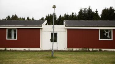 Kærshovedgård ved Ikast har indtil 2016 været et åbent fængsel, men er nu omdannet til udrejsecenter for udviste udlændinge.
