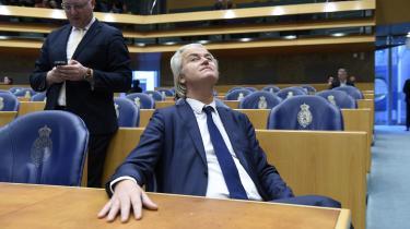 Løgnen blev hurtigt afsløret, da den hollandske højrefløjspolitiker Geert Wilders for nylig uploadede et falsk billede, der viste en politisk modstander i en pro-sharia-demonstration. Men flere kommentatorer understregede, at Wilders løgn meget vel kan give ham yderligere opbakning ved det kommende valg. Løgnen veksles til opmærksomhed, som veksles til stemmer.