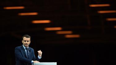 Émmanuel Macrons svar på højrepopulismen er ikke at tale den ned, men at tale dens modsætning op. Franskheden ligger ikke i fortiden, men i friheden og fremtiden