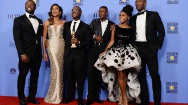 Skuespillerne fra 'Moonlight' vandt en Golden Globe i kategorien 'Årets film' tidligere i år. Mon ikke også de skal en tur på scenen ved årets Oscar-uddeling?
